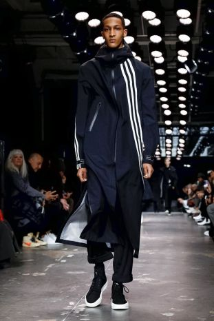 Y-3 Men & Women Fall Winter 2019 Paris41