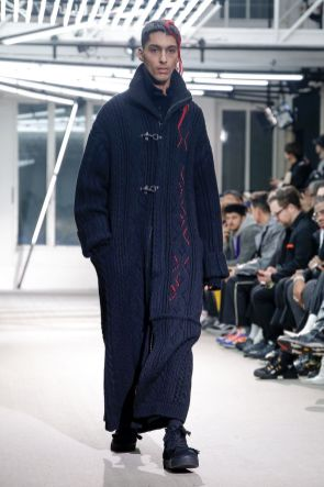 Yohji Yamamoto Menswear Fall Winter 2019 Paris15