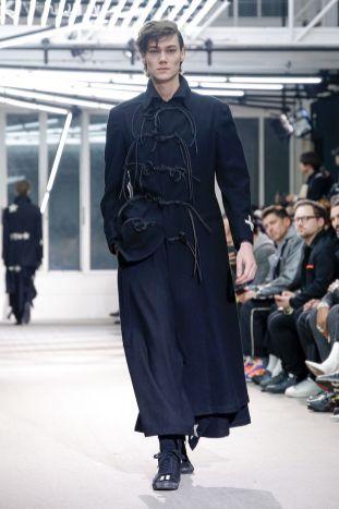 Yohji Yamamoto Menswear Fall Winter 2019 Paris18