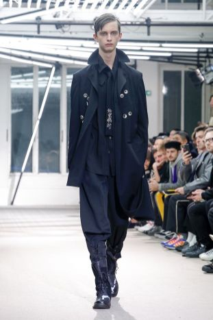 Yohji Yamamoto Menswear Fall Winter 2019 Paris20