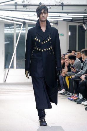 Yohji Yamamoto Menswear Fall Winter 2019 Paris22