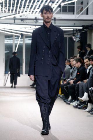 Yohji Yamamoto Menswear Fall Winter 2019 Paris34