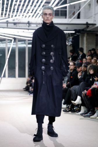 Yohji Yamamoto Menswear Fall Winter 2019 Paris36