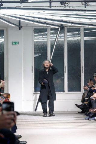 Yohji Yamamoto Menswear Fall Winter 2019 Paris39