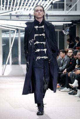 Yohji Yamamoto Menswear Fall Winter 2019 Paris4