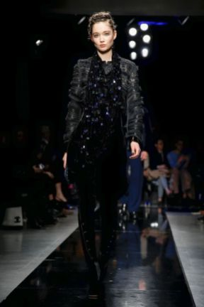Giorgio Armani Men & Women Fall Winter 2019 Milan18