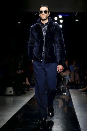 Giorgio Armani Men & Women Fall Winter 2019 Milan19