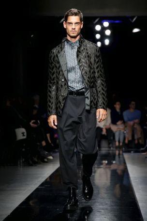 Giorgio Armani Men & Women Fall Winter 2019 Milan57