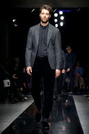 Giorgio Armani Men & Women Fall Winter 2019 Milan63