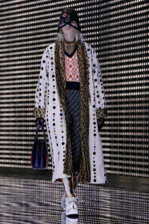 Gucci Men & Women Fall Winter 2019 Milan1