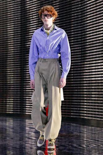 Gucci Men & Women Fall Winter 2019 Milan80