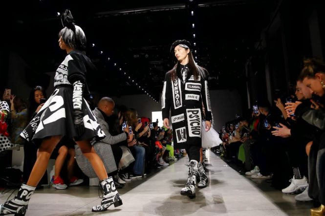 Jeremy Scott Ready To Wear Fall Winter 2019 New York21