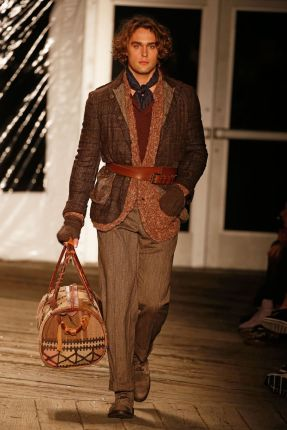 Joseph Abboud Menswear Fall Winter 2019 New York13