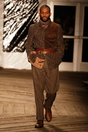 Joseph Abboud Menswear Fall Winter 2019 New York15