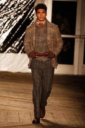 Joseph Abboud Menswear Fall Winter 2019 New York16
