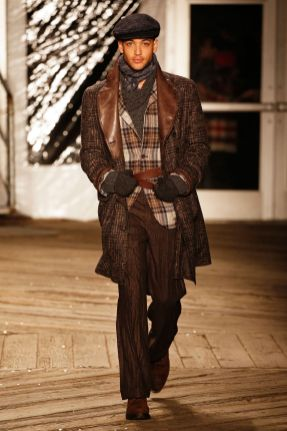Joseph Abboud Menswear Fall Winter 2019 New York19