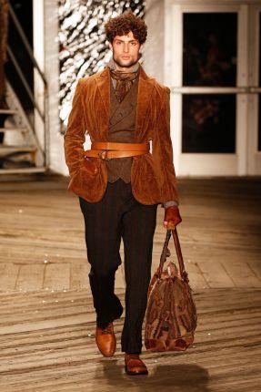 Joseph Abboud Menswear Fall Winter 2019 New York2