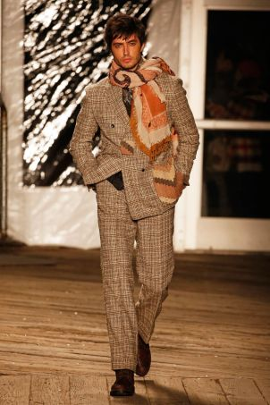 Joseph Abboud Menswear Fall Winter 2019 New York21