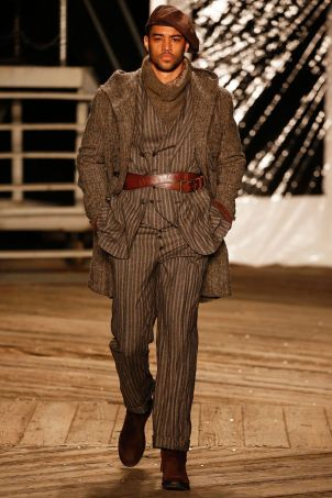 Joseph Abboud Menswear Fall Winter 2019 New York22