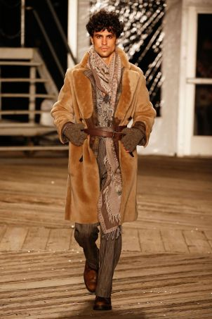 Joseph Abboud Menswear Fall Winter 2019 New York24
