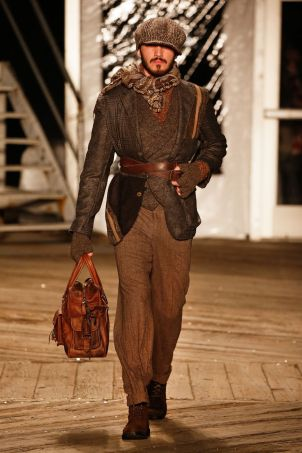 Joseph Abboud Menswear Fall Winter 2019 New York27