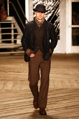Joseph Abboud Menswear Fall Winter 2019 New York29