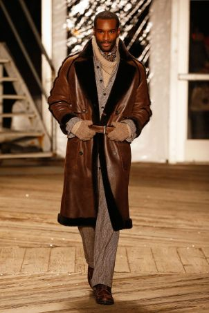 Joseph Abboud Menswear Fall Winter 2019 New York30