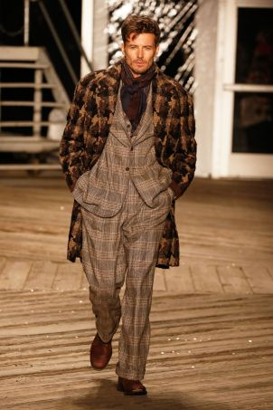 Joseph Abboud Menswear Fall Winter 2019 New York36