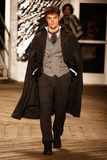 Joseph Abboud Menswear Fall Winter 2019 New York45