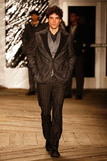 Joseph Abboud Menswear Fall Winter 2019 New York46