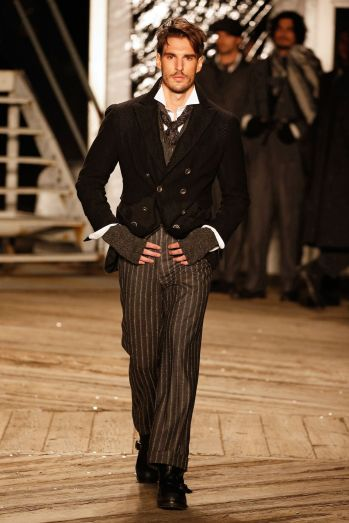 Joseph Abboud Menswear Fall Winter 2019 New York47
