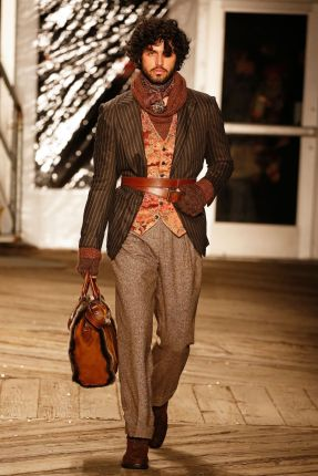 Joseph Abboud Menswear Fall Winter 2019 New York8