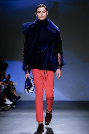 Palomo Spain Menswear Fall Winter 2019 New York1