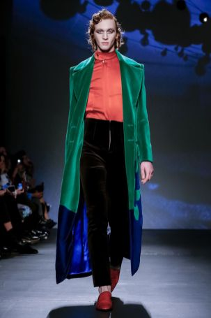 Palomo Spain Menswear Fall Winter 2019 New York16