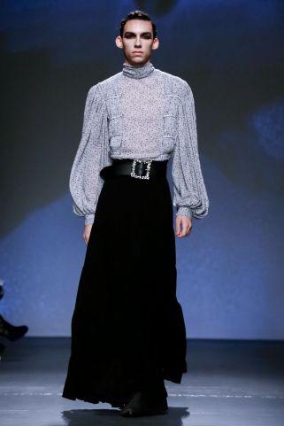 Palomo Spain Menswear Fall Winter 2019 New York28