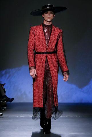 Palomo Spain Menswear Fall Winter 2019 New York35
