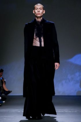 Palomo Spain Menswear Fall Winter 2019 New York5