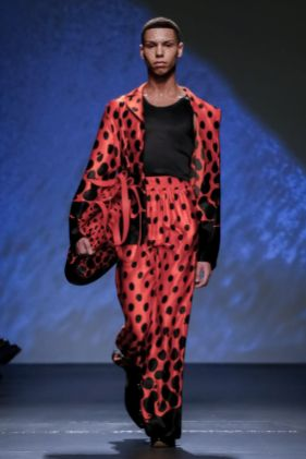 Palomo Spain Menswear Fall Winter 2019 New York7