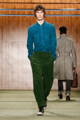 Todd Snyder Menswear Fall Winter 2019 New York24