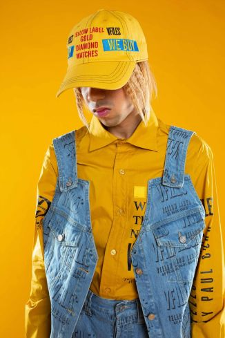VFILES Yellow Label Men Women Fall Winter 2019 New York Fashion Week9