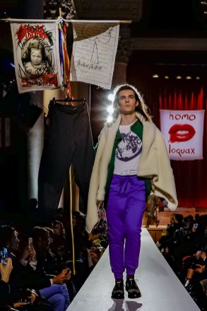 Vivienne Westwood Men & Women Fall Winter 2019 London39