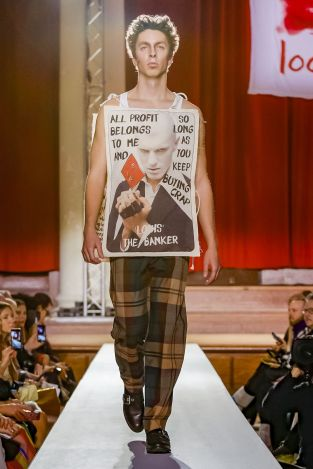 Vivienne Westwood Men & Women Fall Winter 2019 London57