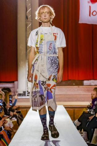 Vivienne Westwood Men & Women Fall Winter 2019 London72