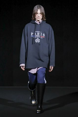 Balenciaga Ready To Wear Fall Winter 2019 Paris77