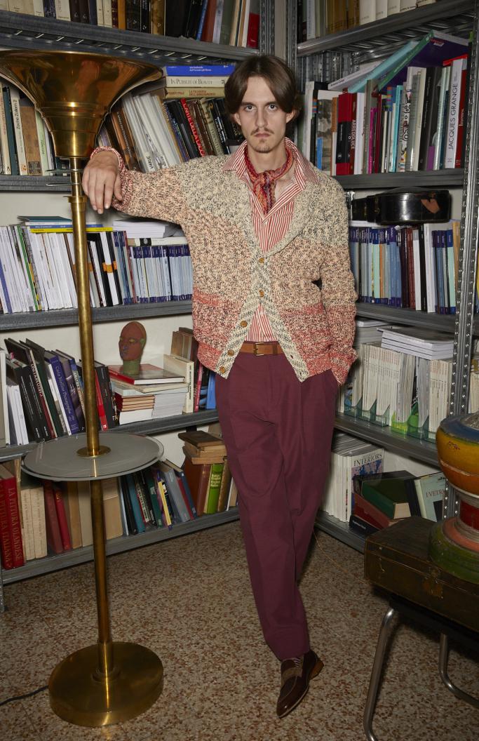 Missoni Spring Summer 2020 Milan Fashionably Male