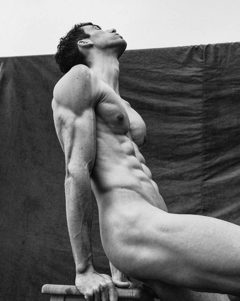 Spanish Male model