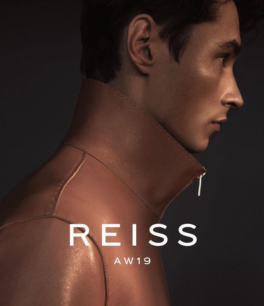 Adrien Sahores for REISS A/W 2019 Campaign