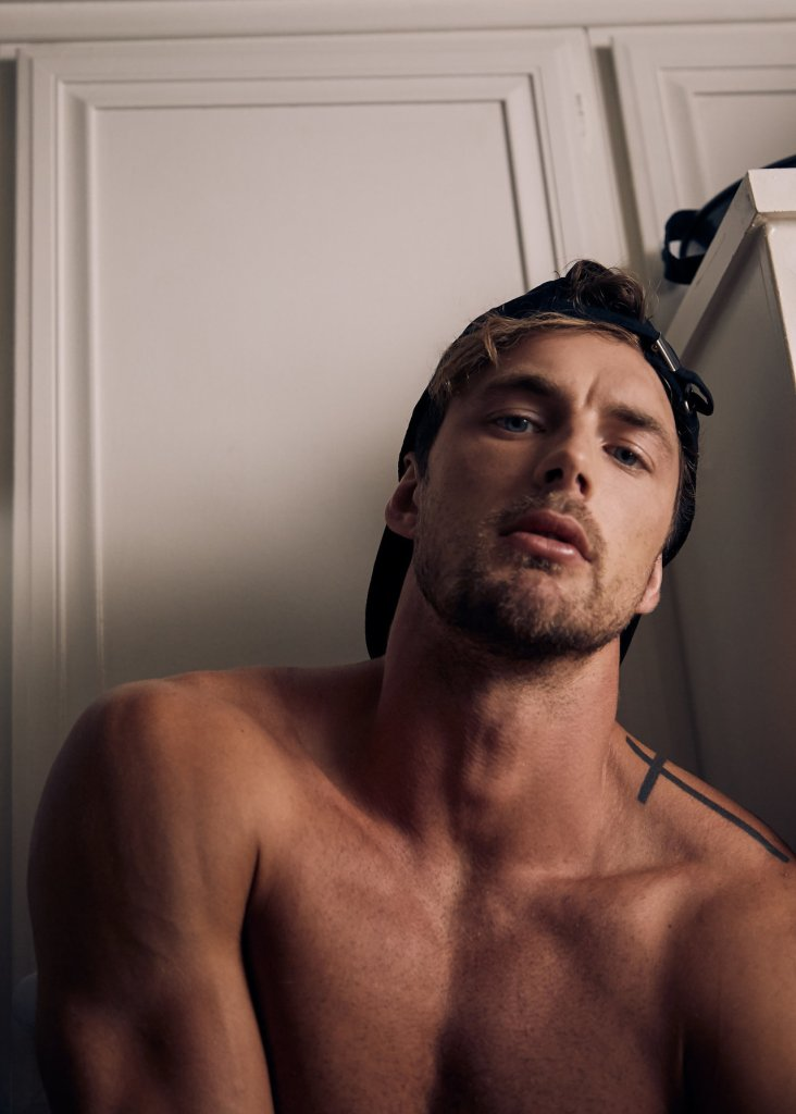 Christian Hogue by Henry Wu for Men's Health Serbia