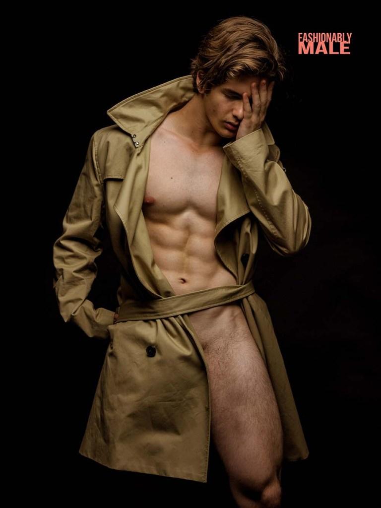 Kaan Baykara by Joem Bayawa for Fashionably Male