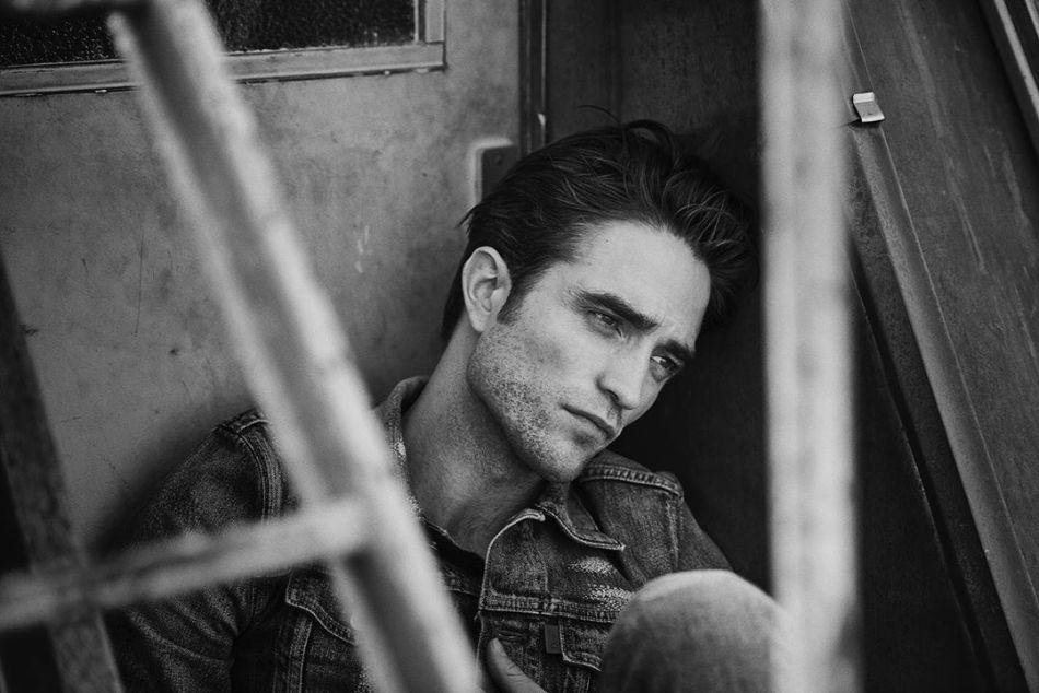 Robert Pattinson, Paris, 2018